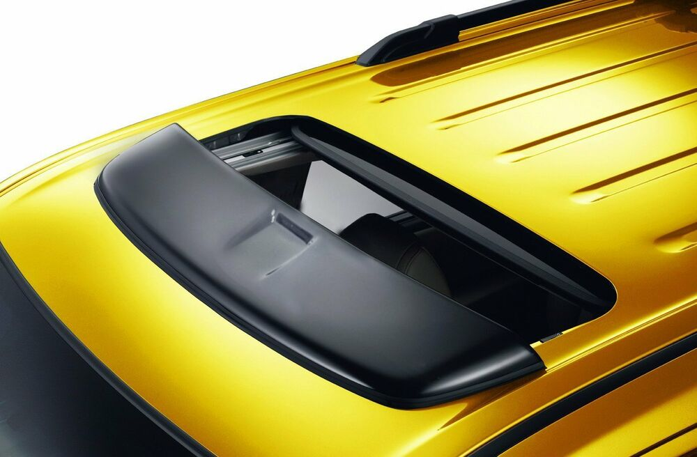 Fit 90 08 Acura Sunroof Sun Moon Roof Visor Deflector Vent