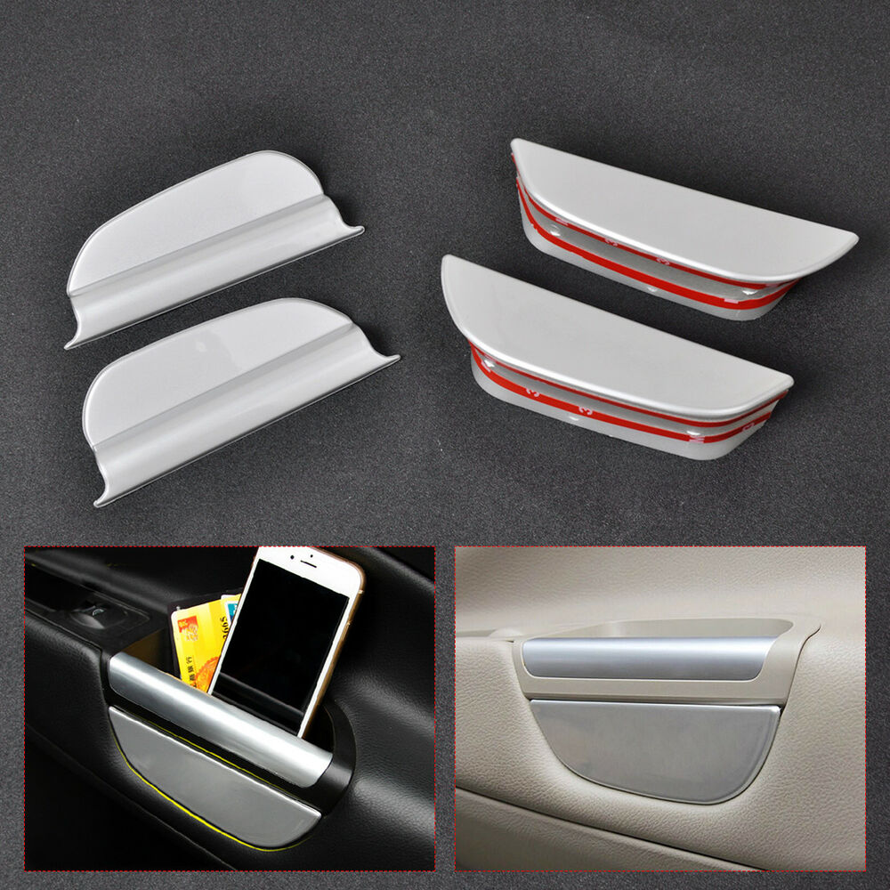4pcs door handle storage container holder for ford kuga - 2013 ford escape interior door handle ...
