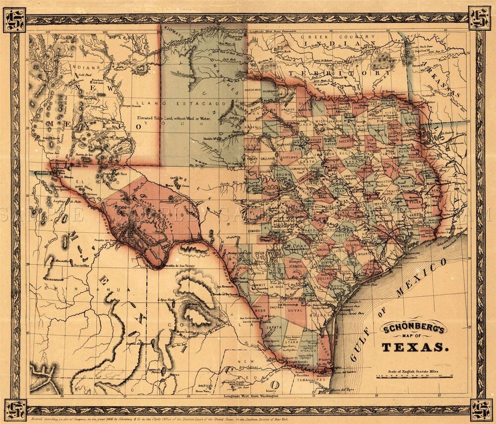 It is a graphic of Crush Printable Maps of Texas