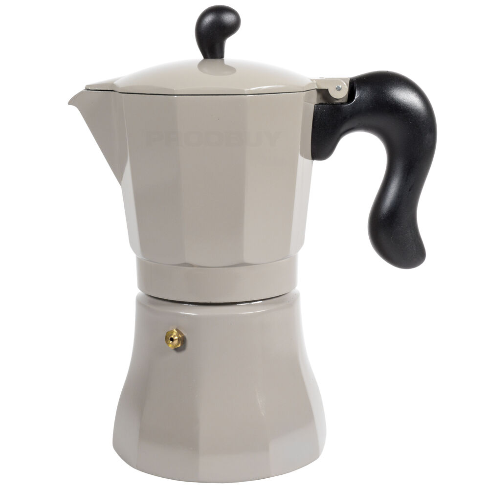 Hob Coffee Maker How To Use : Cafe Ole Espresso Pot Stove Top Italian Coffee Maker Ceramic Lined Moka Jug Hob eBay