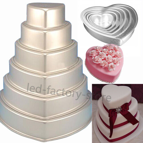 tins bakeware tray pan birthday wedding baking mold cake set f ebay