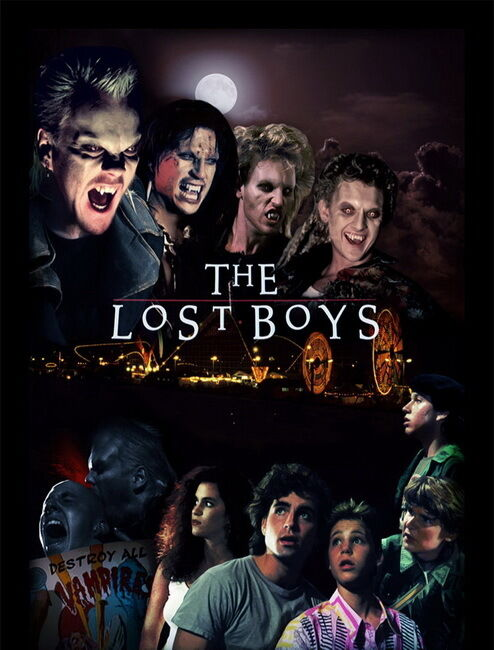 the lost boys horror genre Genre: horror, science fiction, thriller watch movie hd the man who could cheat death the man who could cheat death hd.