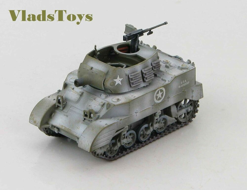 Hobby Master 1 72 M8 Howitzer Motor Carriage Us Army