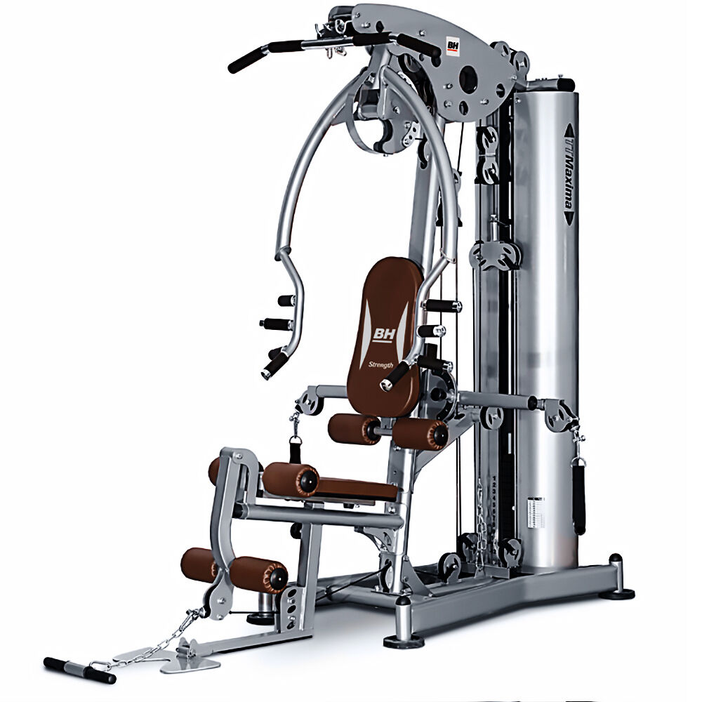 Bh fitness tt maxima home multi gym with adjustable chest press