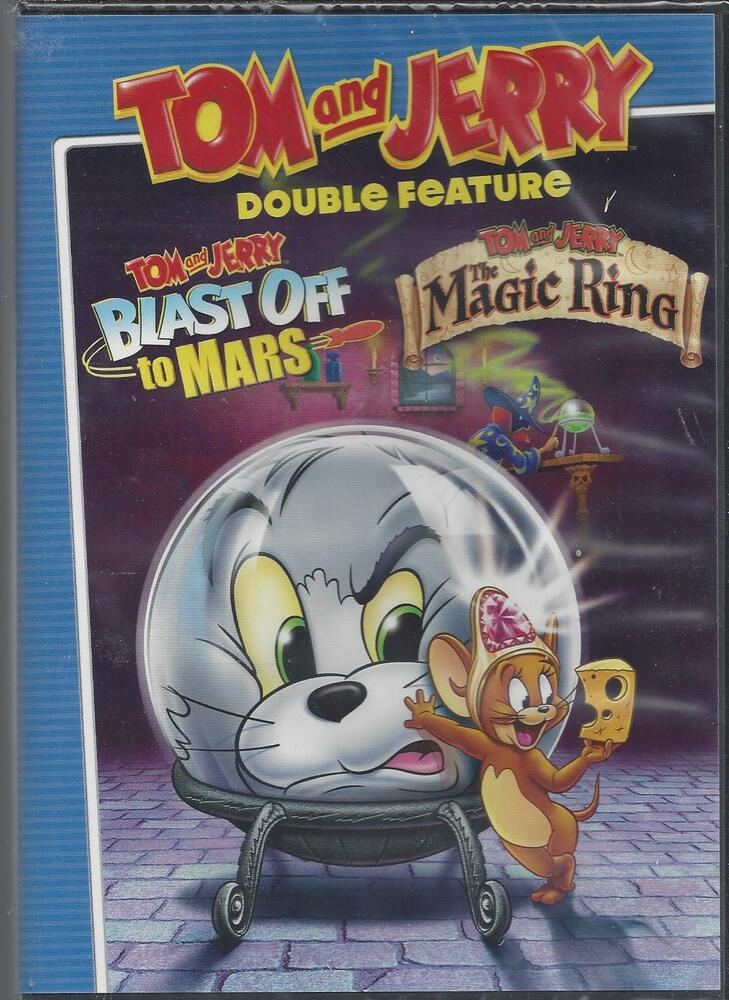 blast off to mars the magic ring tom and double feature wbshop - photo #3