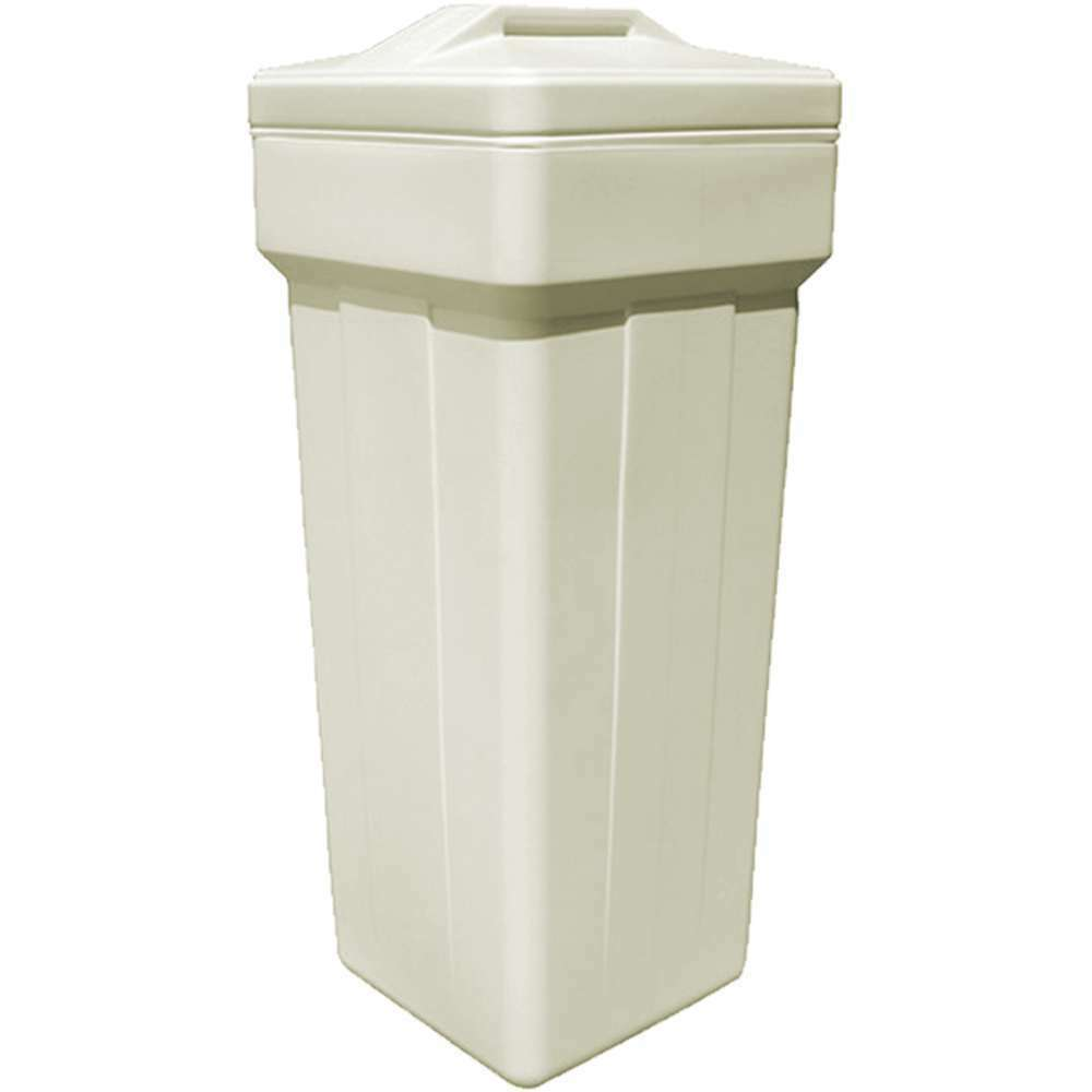 Complete Square Brine Tank For Water Softener 15x36 U0026quot  With