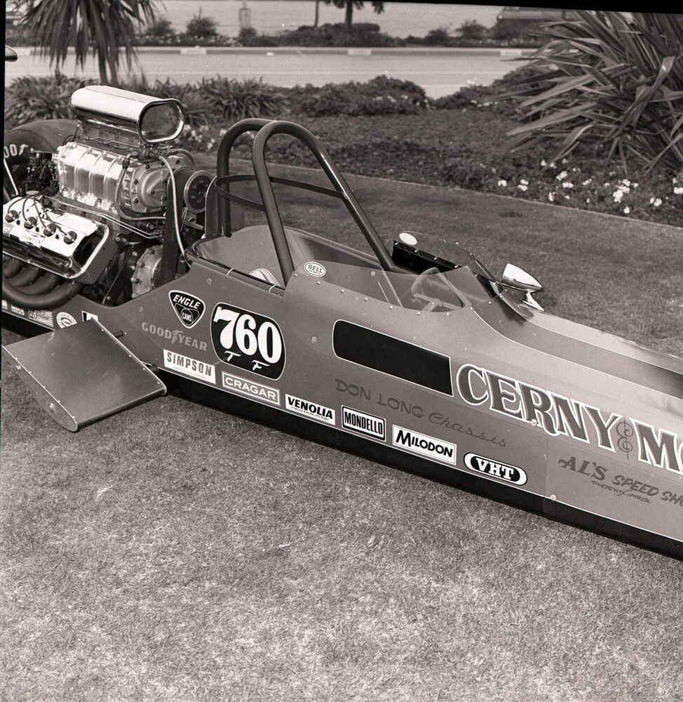 Cerny & Moody Rear Engine Dragster