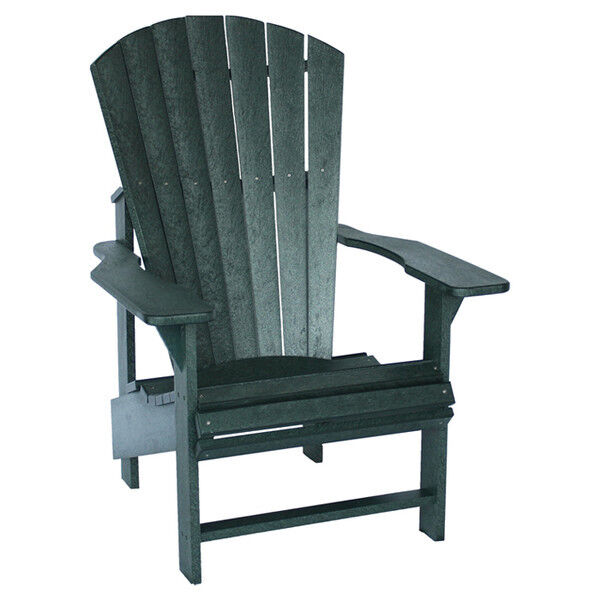 muskoka stuhl adirondack aus hdpe kunststoff ebay. Black Bedroom Furniture Sets. Home Design Ideas