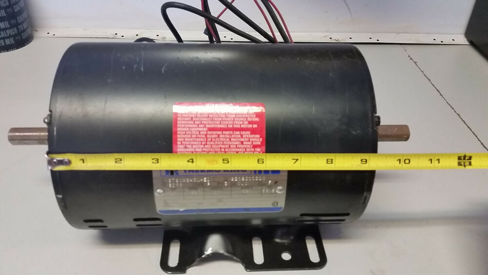 Thermo king motor heater 1 5 hp 1690rpm 20 volts 58 for 1 hp motor amps