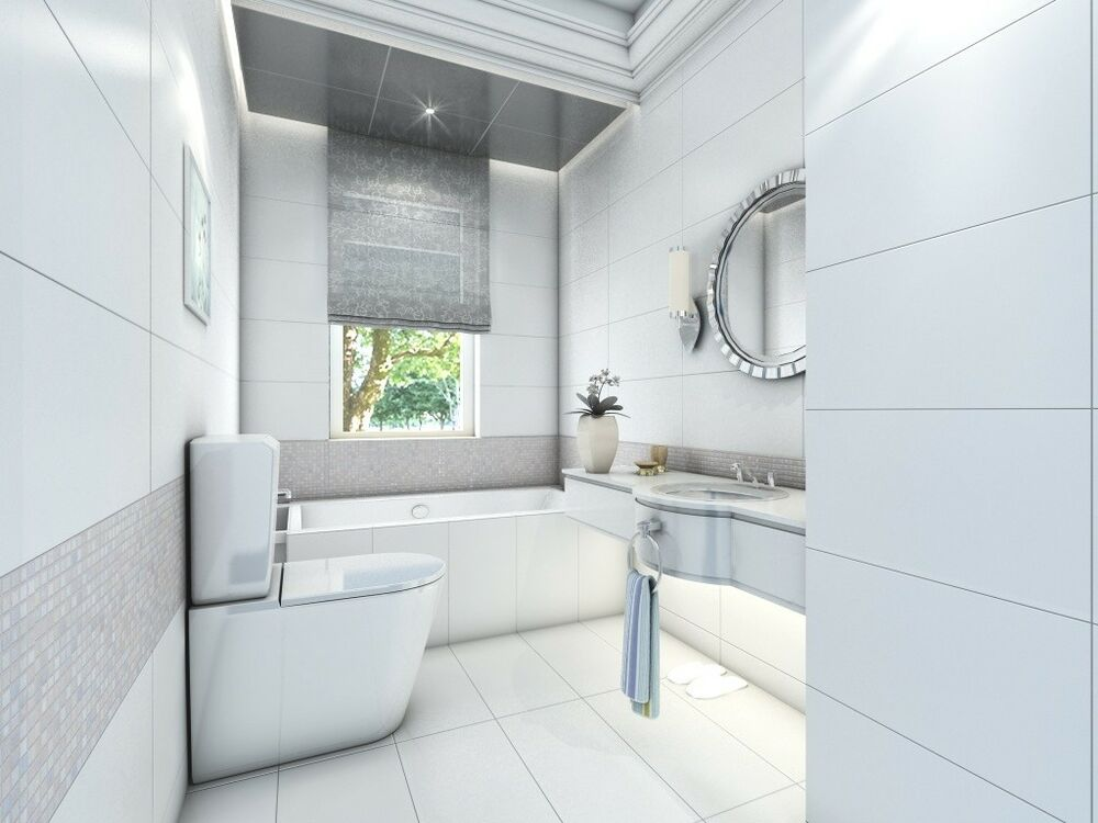 bathroom tiles matt or gloss bright white porcelain 12 quot x24 quot polished glossy 22433