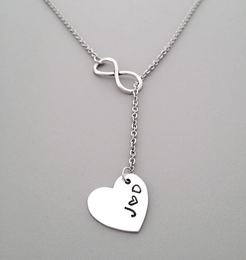 personalized custom name engraving sted infinity