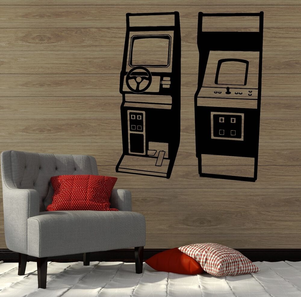 Wall Sticker Video Game