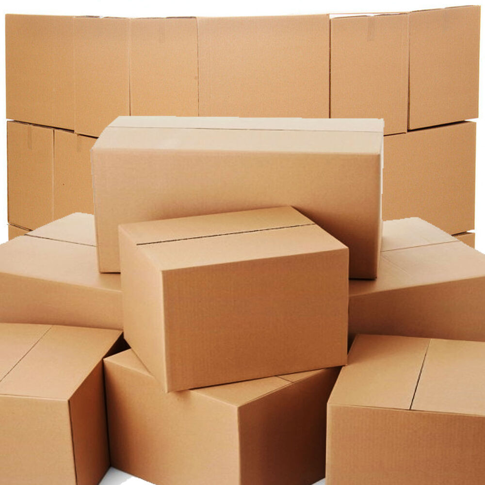 new 30 x large cardboard house moving boxes removal. Black Bedroom Furniture Sets. Home Design Ideas