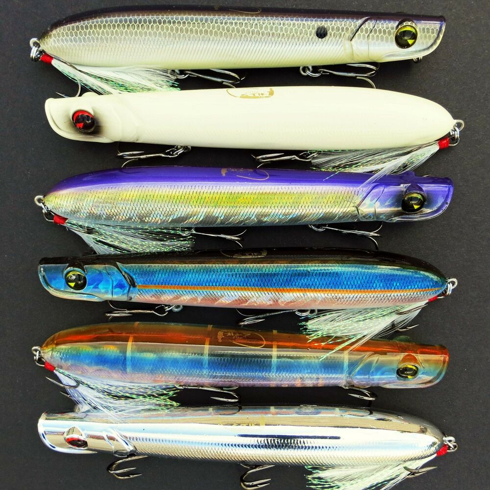 ima LITTLE STIK topwater bass fishing lure. Best color ...