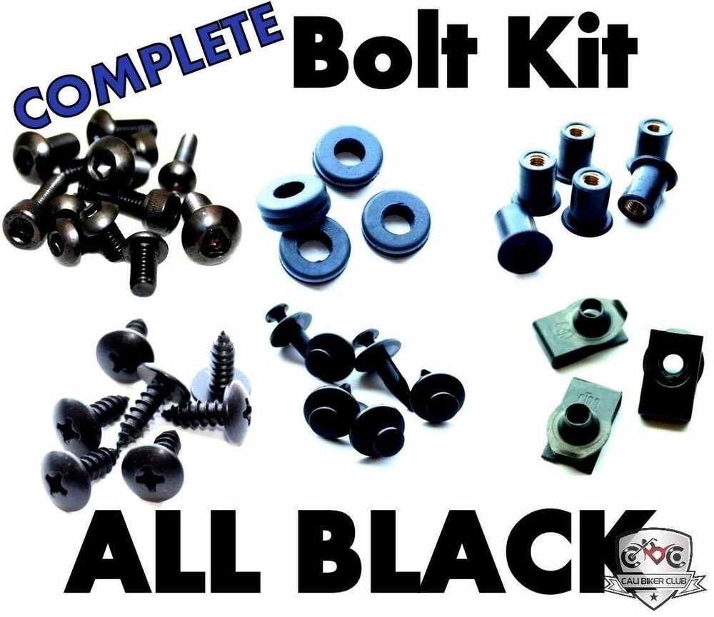 Kawasaki Ninja Screw Kit