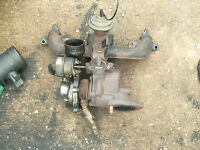 Mg zr Rover 25 45  2.0 diesel turbo unit turbocharger with warrantee PMF 100500