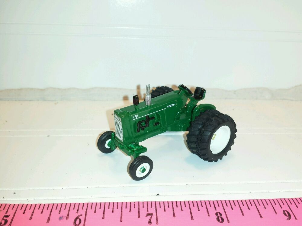 Oliver S Tractor Dual Wheels : Ertl custom agco white oliver wf tractor duals