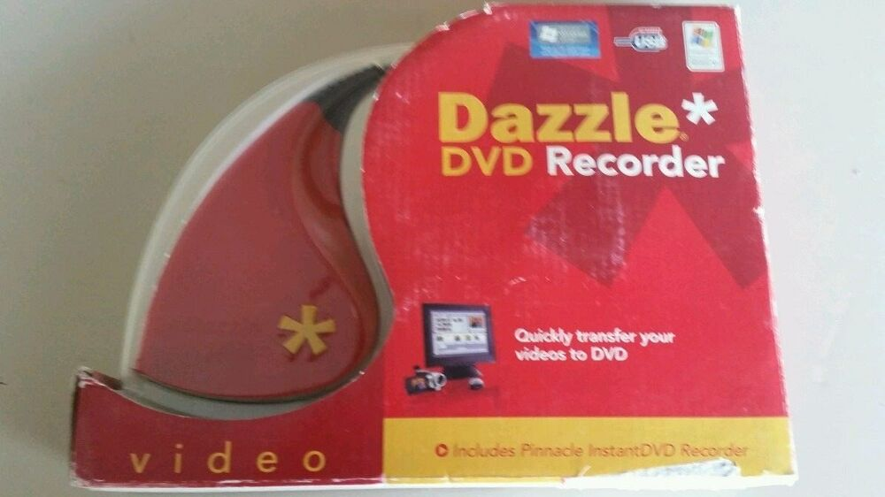 dazzle dvd recorder ebay. Black Bedroom Furniture Sets. Home Design Ideas