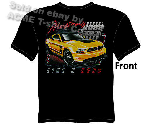 mustang shirts ford t shirt mustang apparel automotive. Black Bedroom Furniture Sets. Home Design Ideas