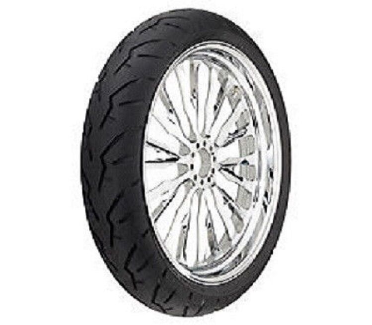 Pirelli 13060 23 Night Dragon Front Tire Harley Electra Glide Road