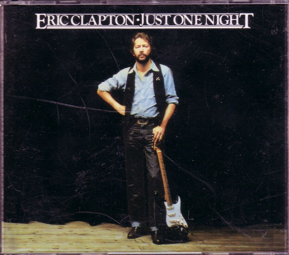 Cocaine Live Eric Clapton: ERIC CLAPTON Just One Night 2CD Classic 70s 80s Rock AFTER
