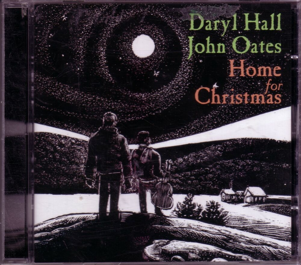 Daryl hall john oates home for christmas cd classic for House classics album