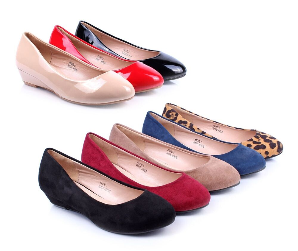 8 Color Office Lady Fashion Wedges Platforms Womens Casual ... - photo #15