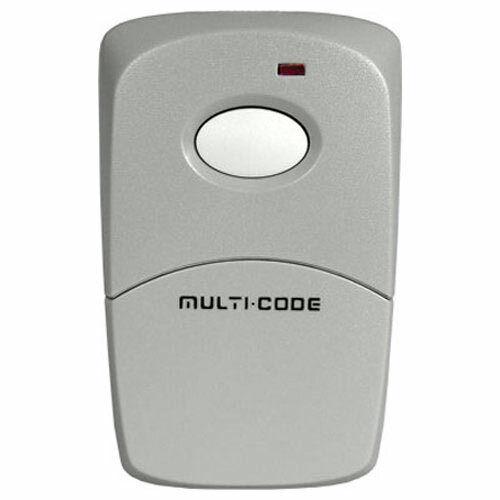 Linear Multi Code Garage Door Remote Visor Transmitter 1