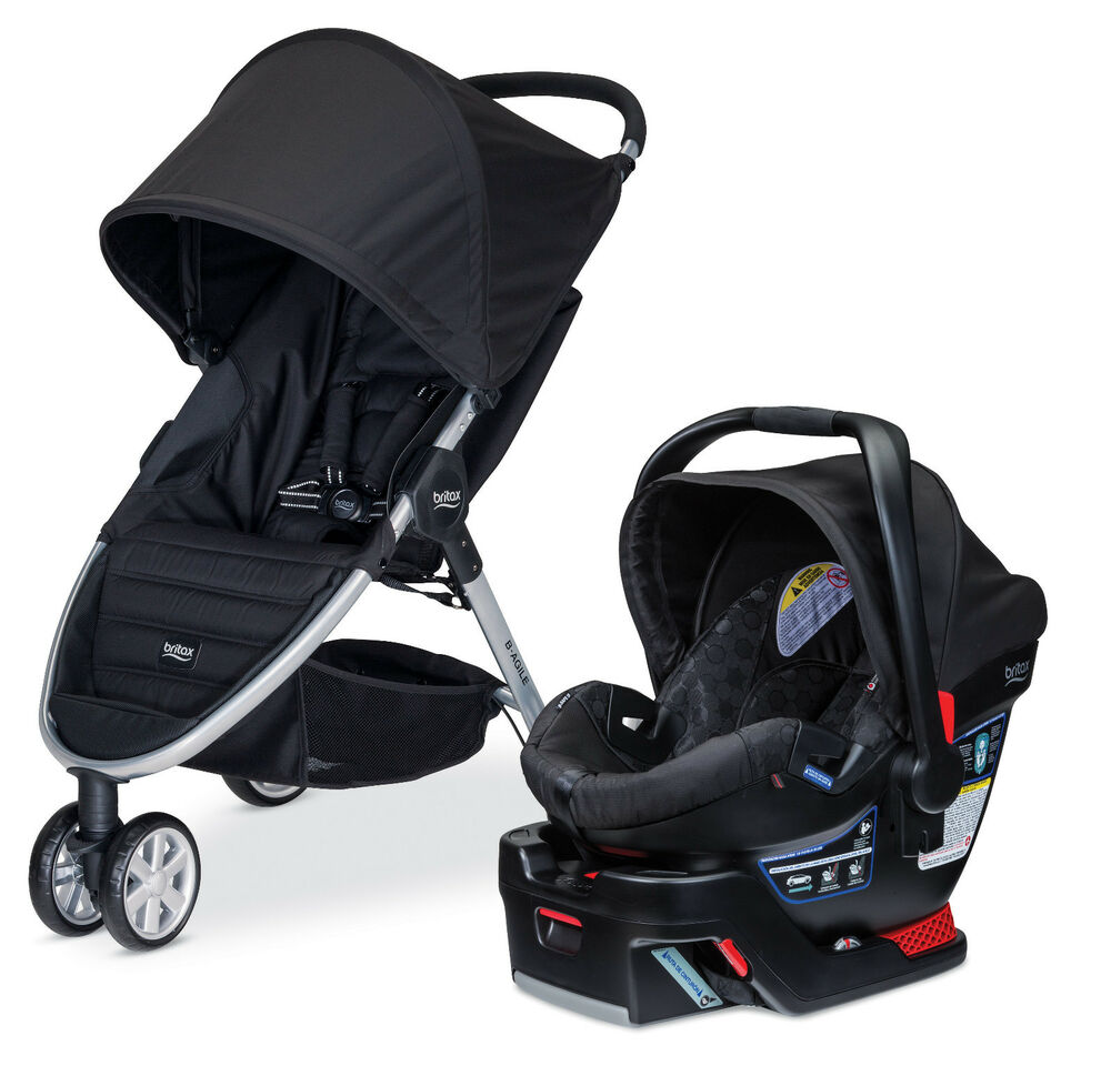 Britax Infant Car Seat Travel System