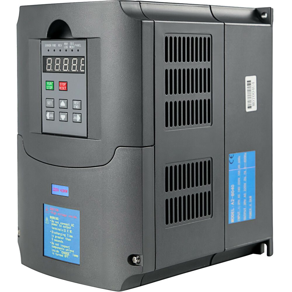 5hp 4kw Vfd Variable Frequency Drive Inverter Calculous