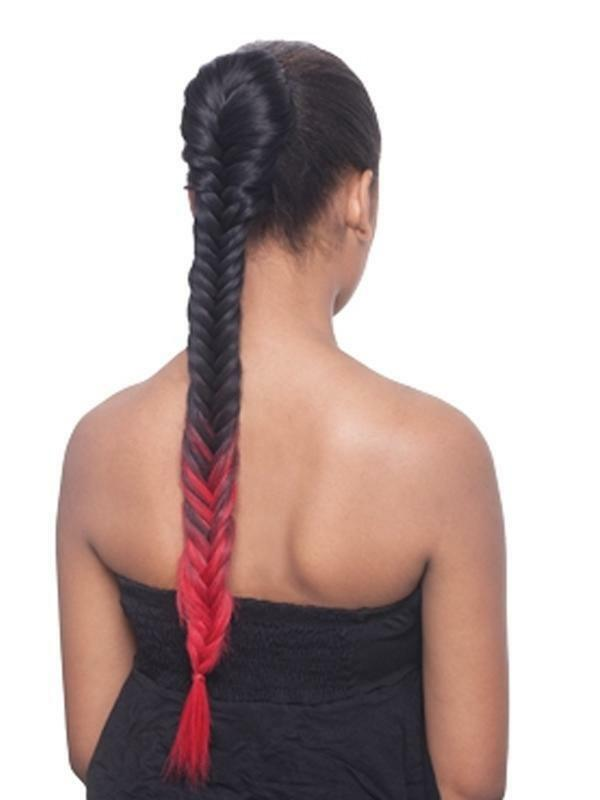 Freetress Equal Braided Drawstring Ponytail Boho Girl Ebay