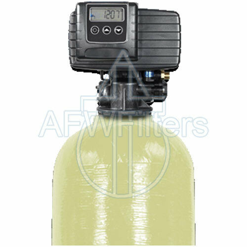 Air Injection Iron Amp Sulfur Whole House Water Filter