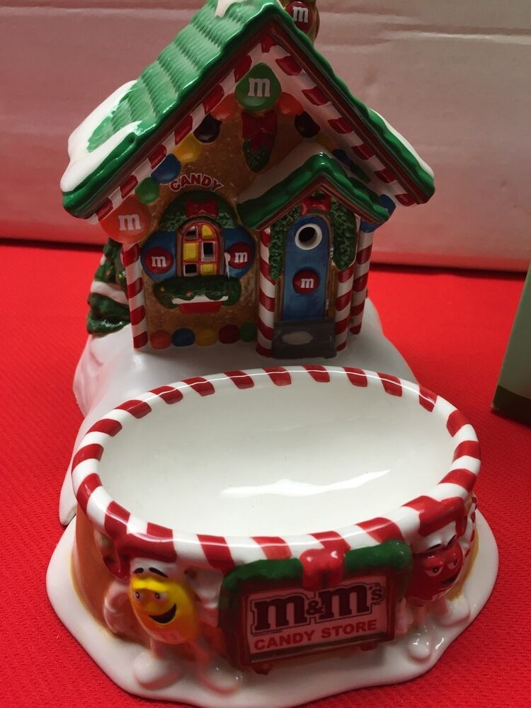 M dept candy store lighted house ebay