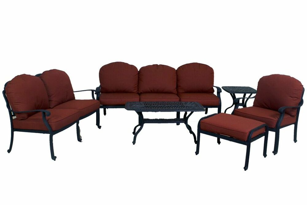 Catalina Collection Loveseat Sofa Club Chair Ottoman Coffee Table End Table Ebay