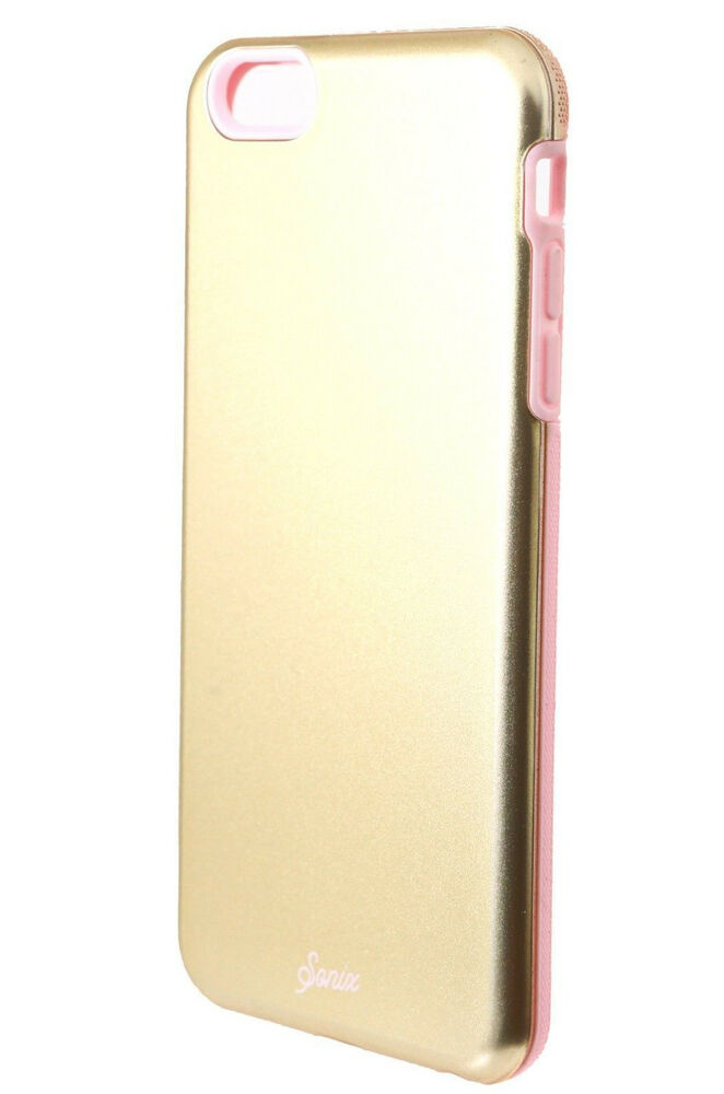iphone pink gold lenntek sonix dualprotect glossy cover for iphone 6 12135
