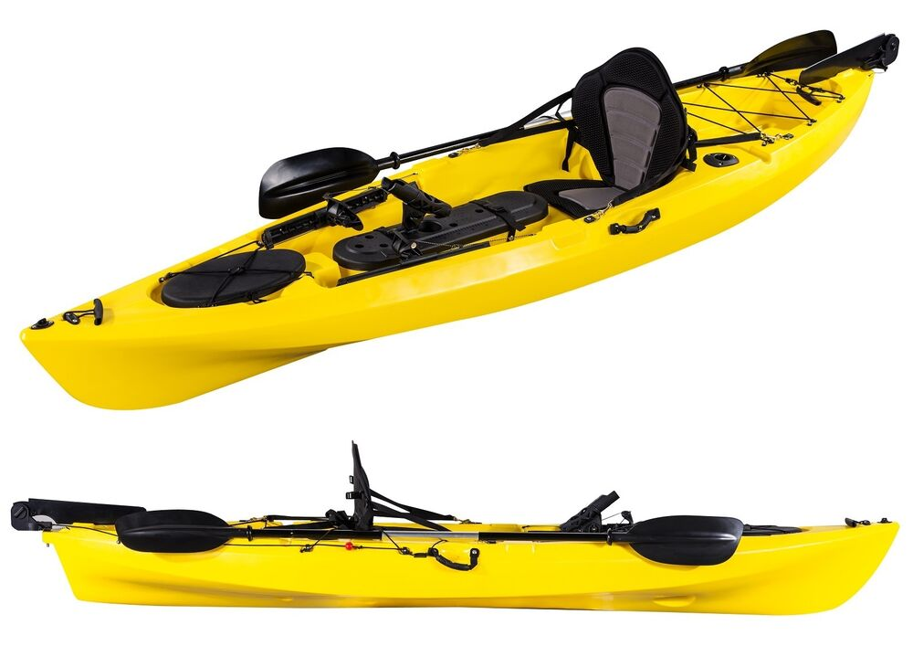 pro dace angler prowler single ocean fishing kayak sea
