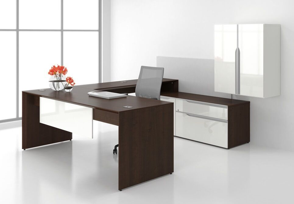 office desk with storage nex modern l shape executive office desk shell storage 23918