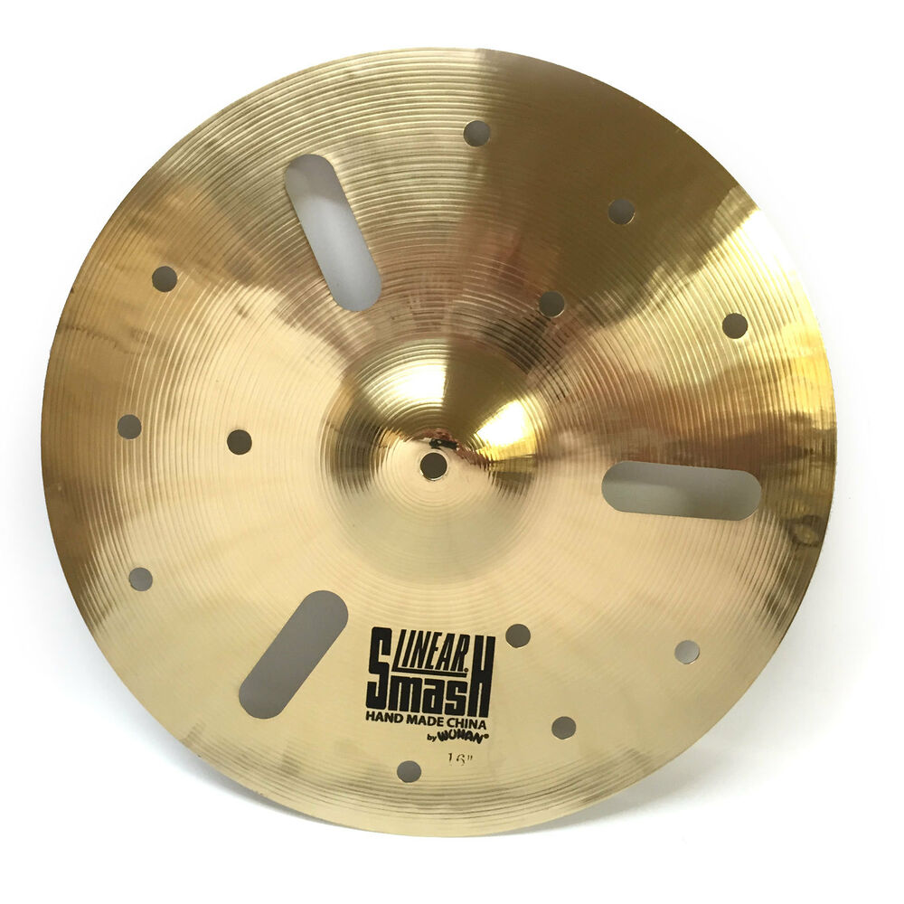 wuhan wulsmash16 16 xk linear smash special effects cymbal ebay. Black Bedroom Furniture Sets. Home Design Ideas
