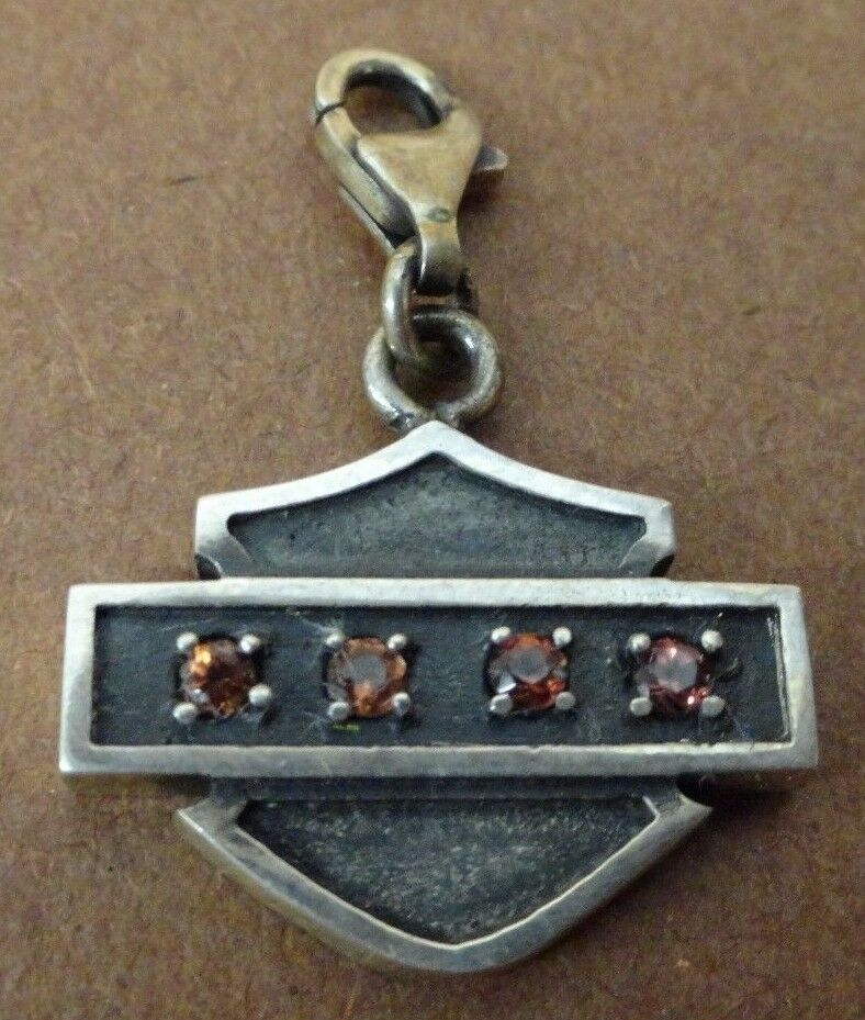 Harley davidson charms by mod ebay for Harley davidson jewelry ebay
