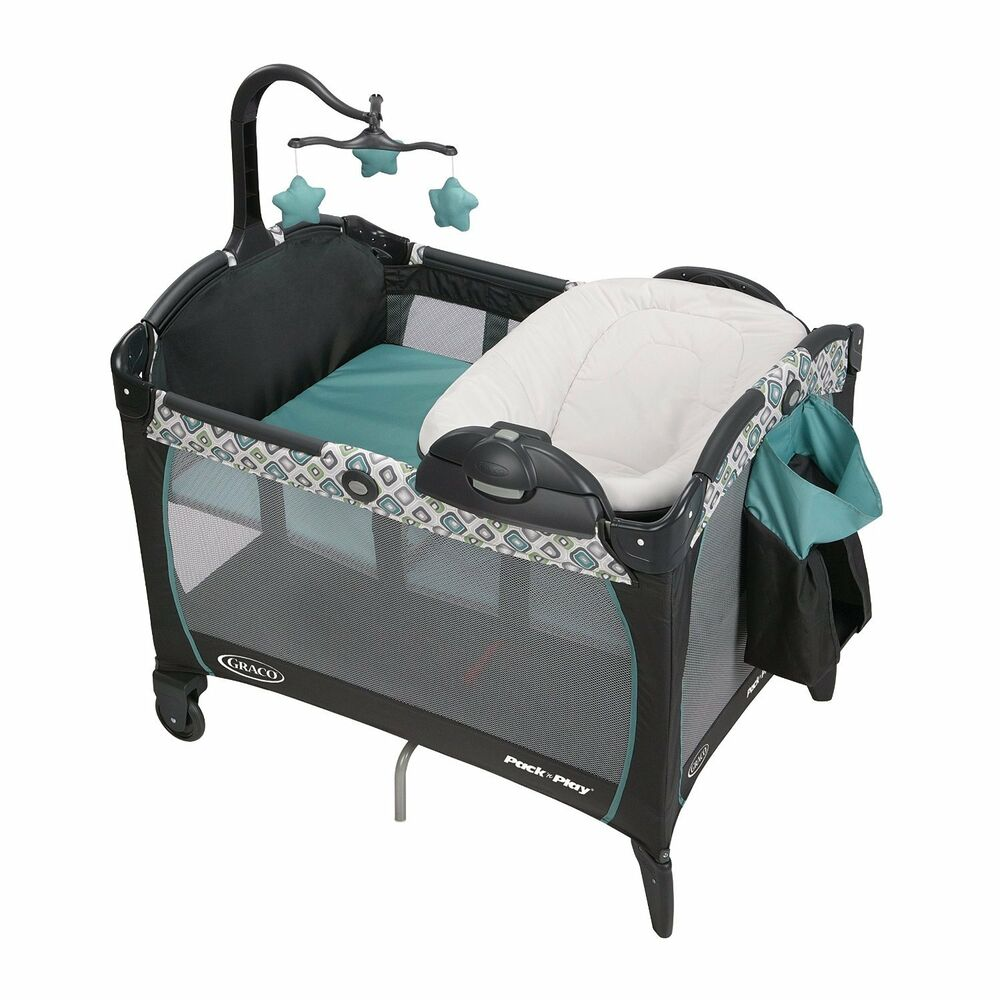 new graco pack 39 n play playard portable bassinet napper