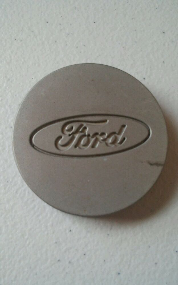 Caps Ford Escort Wheel Center Cap 99 02 Silver Badge Rim
