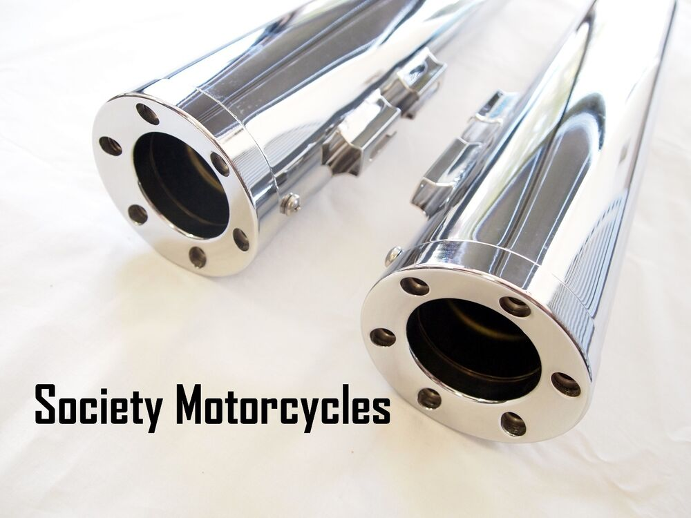 Exhaust Pipes For Harley Davidson Street Glide