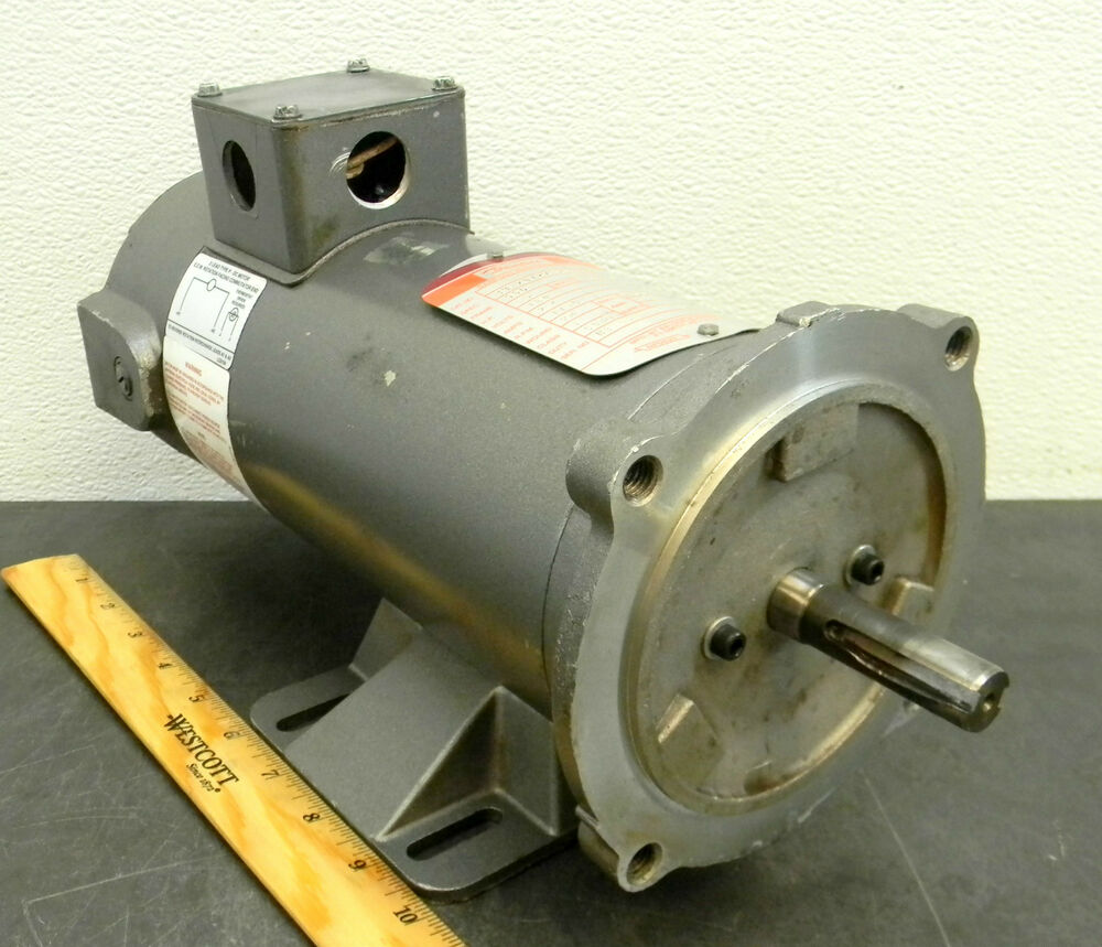 Danfoss baldor dc 1 2 hp 1750 rpm electric motor 180 volt for 2 rpm electric motor