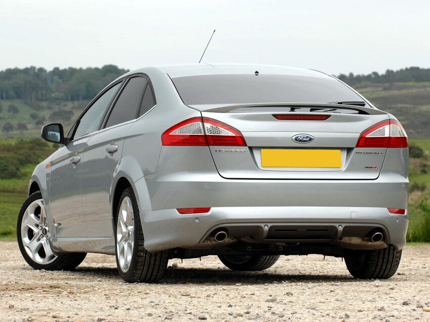 ford mondeo mk4 spoiler ebay. Black Bedroom Furniture Sets. Home Design Ideas