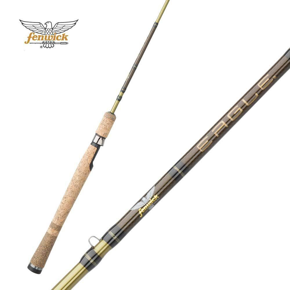 Fenwick eagle spinning rod ea76ul ms 2 7 39 6 ultra light for Spinning fishing rods