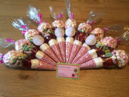 Colorado Wedding Gift Bag Ideas : ... cones, Hen party, Wedding Favour, Party bag, **PERSONALISED** eBay
