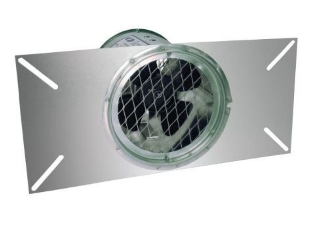 Crawl Space Vent Fans : Field controls el eliminator crawl space foundation