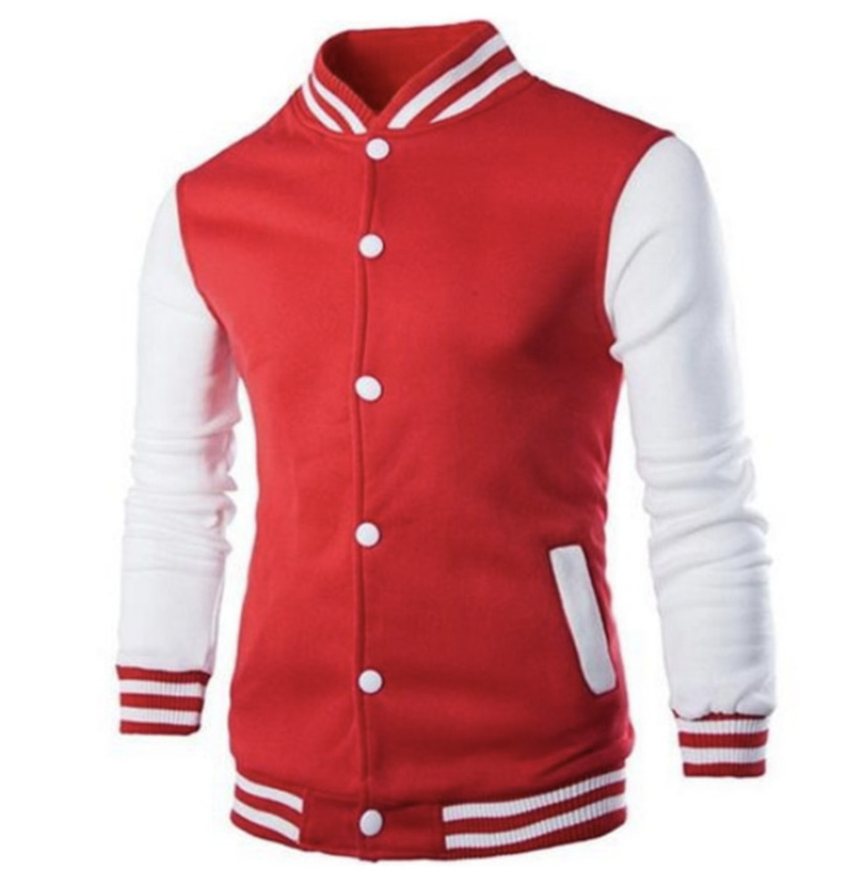 Unisex Varsity Style Fashion Letterman University College Baseball Jacket New Ebay