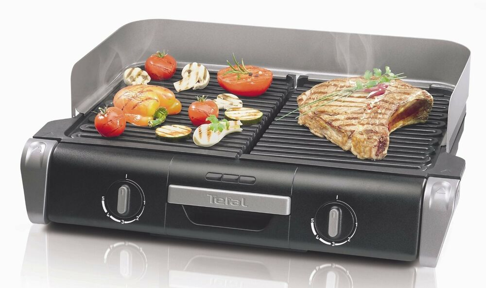 tefal tg 8000 bbq family bbq electric grill 2400 w ebay. Black Bedroom Furniture Sets. Home Design Ideas