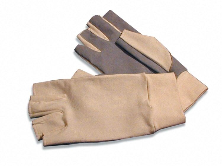 Ultimate sun glove large spf 30 uv protection fly fishing for Fishing sun gloves